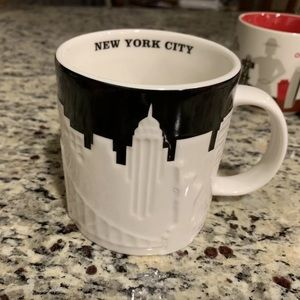 New York City Starbucks mug